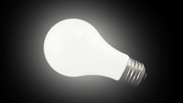 Glühbirne zum Leuchten bringen 11