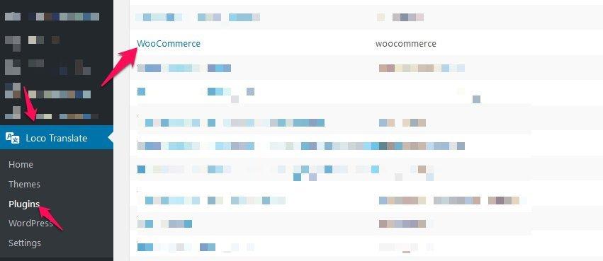 WooCommerce 3.0 mit Loco Translate übersetzen 1