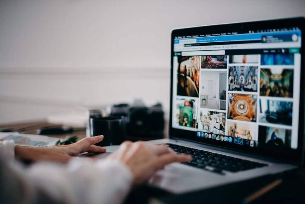 WordPress-Suche